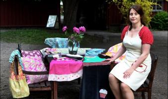 Ann Kristin Nås Gjerde har begått boken Made by me – Sybloggernes beste oppskrifter! thumbnail